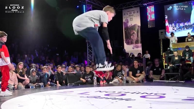 BBOY GROM - NOTHING2LOOZ WORLD FINALS 2018