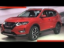 All new Nissan X-Trail SUV, 2017 / 2018 model -Off-Road Vehicle
