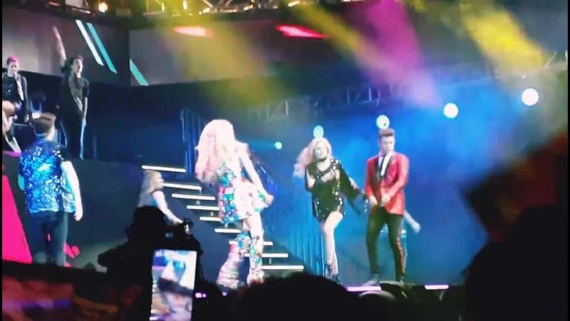 Prófugos - Soy Luna en VIVO 2018 (23 de junio _ 1era función) Luna Park