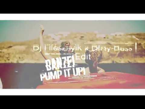 Danzel - Pump it Up! (Dj Hlásznyik x D!rty Bass Edit) [2018]