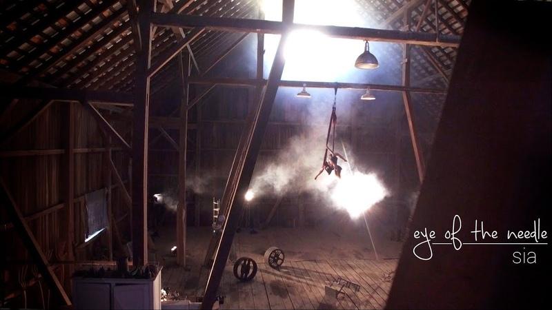 VERSATILE ASSASSINS Eye of The Needle Aerial Hammock Barn performance by Selkie Hom