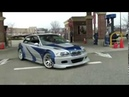 Bmw M3 Nfs Most Wanted ( REAL LIFE )