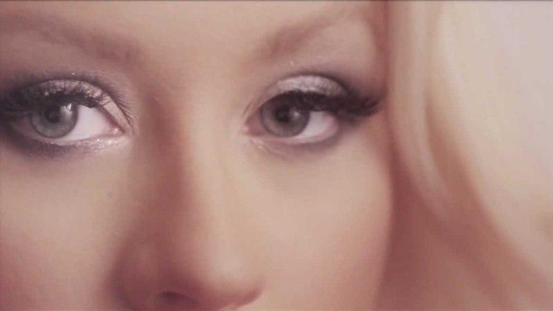 Christina Aguilera - Lotus Intro Backdrop HD