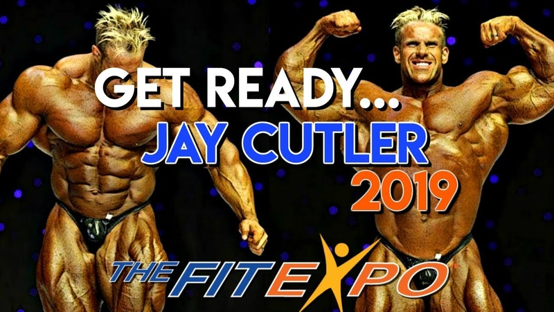 JAY CUTLER'S 2019 KICK OFF, HEADING TO LA INTRODUCING SEAN HAVENS