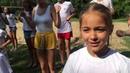 Разминка в летнем лагере Начало в Болгарии