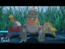 Transformers: Power Of The Primes — Episode 1 'The Swamp' [ENG] Full HD