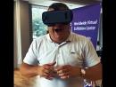 Зорий Файн впервые увидел себя в виртуальном мире