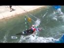 2018 ICF Canoe Slalom World Championships Rio Brazil _⁄ Finals – C1w, K1m