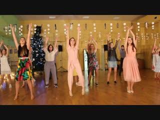 Mamma Mia! Полный танец 10А.