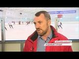 На новом катке в Переславле-Залесском посоревновались за кубок Александра Невского