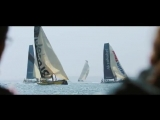 An amazing Volvo Ocean Race start of Leg 9 from Newport to Cardiff!