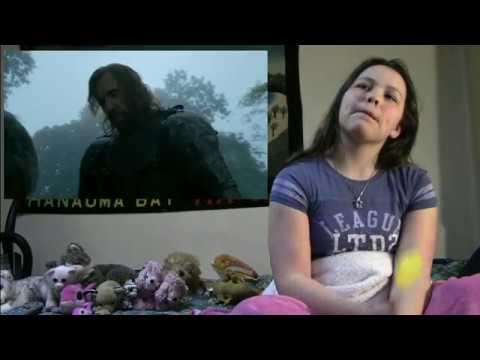 Anna watches Sandor Clegane - Fallen Warrior