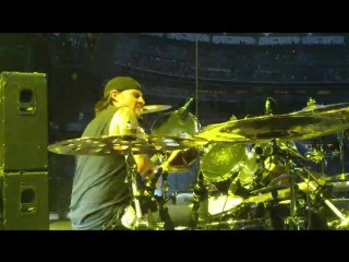 Dave Lombardo -- Postmortem Hate Worldwide -- Big 4 Yankee Stadium.mp4