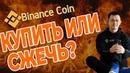 Обзор криптовалюты Binance Coin - стоит ли покупать монету бинанс коин (BNB)?