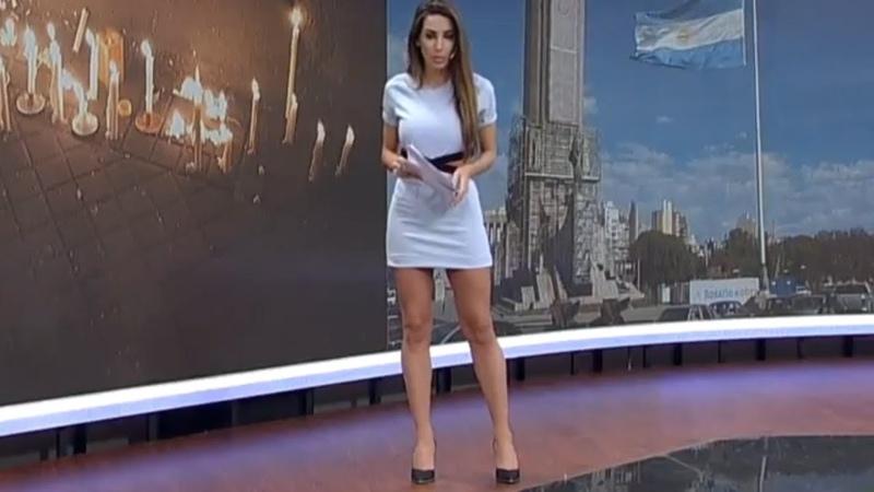 Maria Amalia Diaz Tv Presenter from Argentine