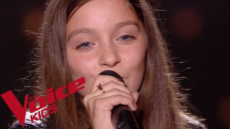 Frank Sinatra - Fly me to the moon   Irma   The Voice Kids France 2018   Blind Audition
