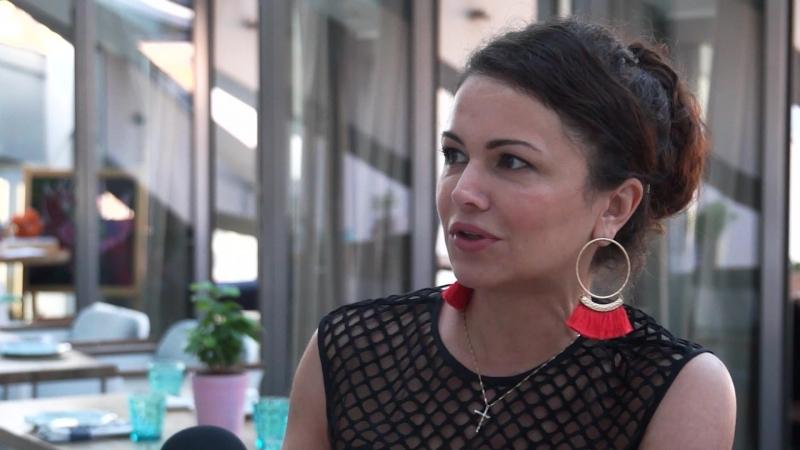 Интервью с известным, российским дизайнером- Юлией Маркос