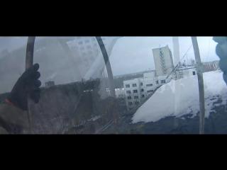 Польские энтузиасты зажгли свет в Припяти с помощью генераторов