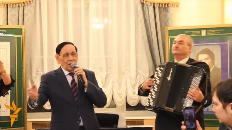 2015 елда Илһам Шакировның 80 яшьлеге уңаеннан узган Калеб кичәсе