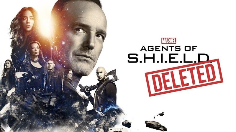 """SHIELD SUBS: Удалённые сцены из 5 сезона сериала """"Агенты Щ.И.Т.а"""" (Русские Субтитры)"""