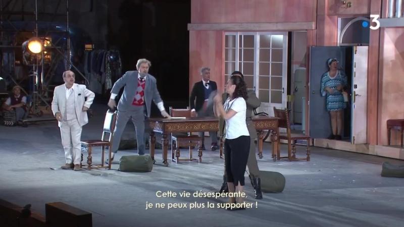 Chorégies d'Orange 2018 - Gioachino Rossini: Il barbiere di Siviglia (Orange, 31.07.2018)
