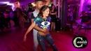 Shani Talmor, Antonio Doza, Jeremey Adam social dancing at Candela Anniversary