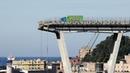 Обрушение моста в Генуе: число жертв растёт