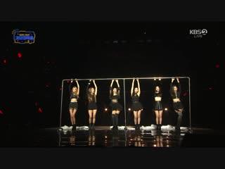 181228 KBS Song Festival Mijoo, Sowon, Yeon Woo, Joy, TZUYU, JiHo - Hush
