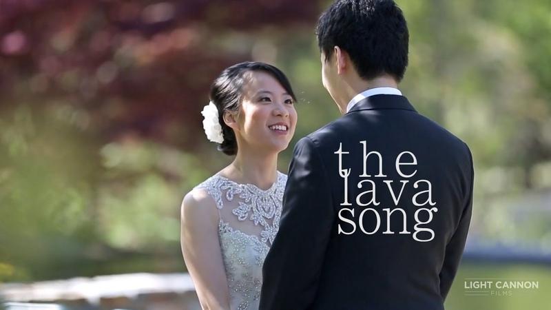 Lava Song from Pixar - Wedding Ukulele Cover