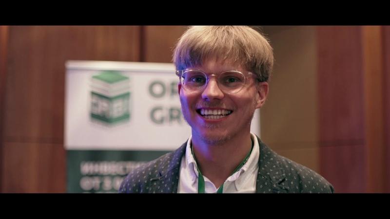 Первый бизнес-бранч ORBI в Москве. 8-9 сентября 2018 [Тизер]
