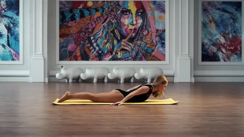 Гимнастика для осанки и укрепления спины