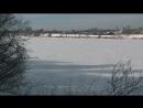 24 марта 2018, утро, городской парк, мороз и солнце, скрип снега под ногами