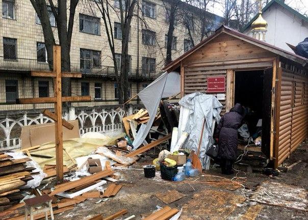 Евгений Мураев: Храм Преображения Господня, как ему и положено по названию, преображается....