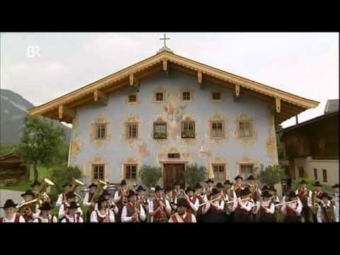 Musikkapelle Oberndorf - Von Salzburg nach Tirol