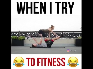 Когда я пытаюсь тренироваться