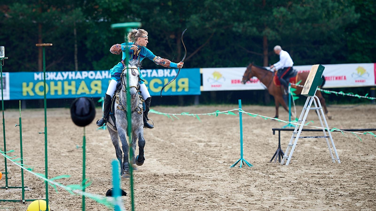 Несколько фото с Чемпионата мира по джигитовке в Лыткарино.
