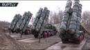 Ракетный комплекс С-400 «Триумф» развернули в Калининградской области