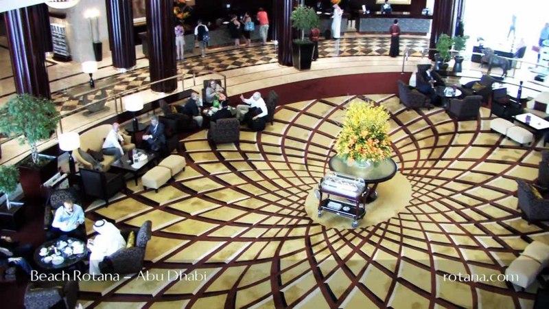 Beach Rotana Hotel in Abu Dhabi, United Arab Emirates