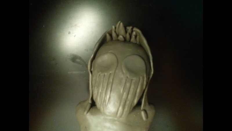 Sculpture EYELESS JACK I Creepypasta I ПНС