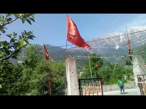 Сердце Гималаев. Долина Солан. Ашрам Шивы со святой водой. Здесь исцеляются от болезней.