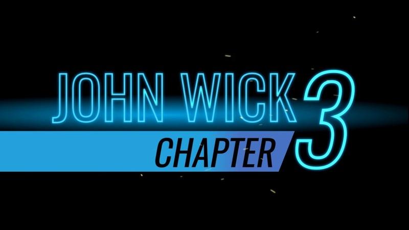 JOHN WICK: CHAPTER 3 TRAILER (FAN MADE)