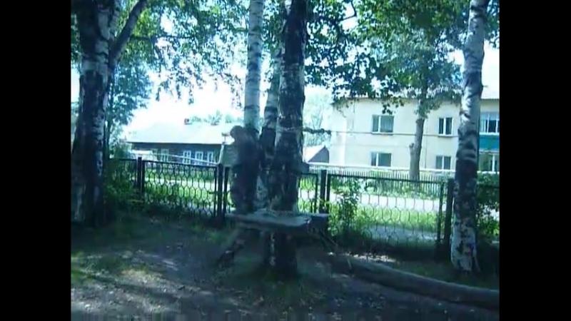 Туристическая тропа в РОСе
