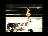 Sachie Abe vs. Obatchi Iizuka (12.7.1999)