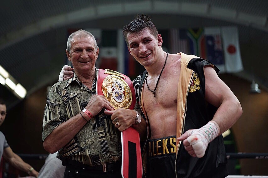 ALEXEY Papin boxing ibf