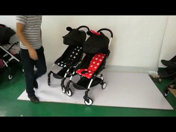 Адаптер-крепление для двойни на коляску УОУА!