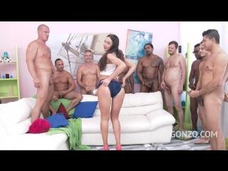 Nataly Gold [PornMir, ПОРНО ВК, new Porn vk, HD 1080, Gape, Anal, Interracial, DAP, Gangbang]