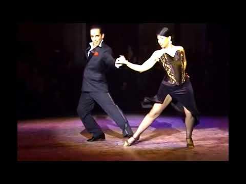 Джеральдина Рохас и Эзекиэль Палуди - Аргентинское Танго в 2009 году.