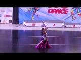 Анастасия Сафонова Чемпионат России 2018.