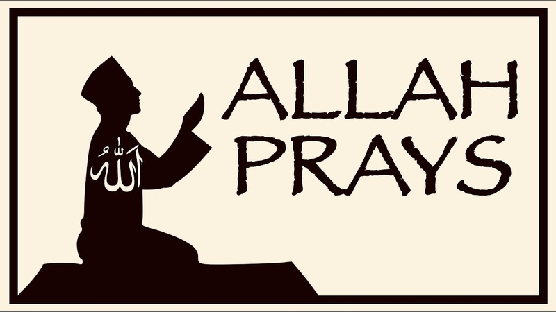Mohammed Hijab Admits: Allah Prays for Muhammad!