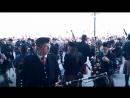 Шотландцы тянут волынку